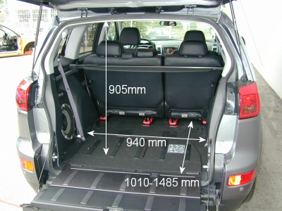 test peugeot 4007 2 2 hdi 16v 156 comparatif suv 4x4 crossover archive 170474 ufc que. Black Bedroom Furniture Sets. Home Design Ideas