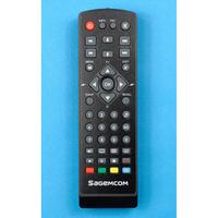 SagemCom DT84 HD - Télécommande