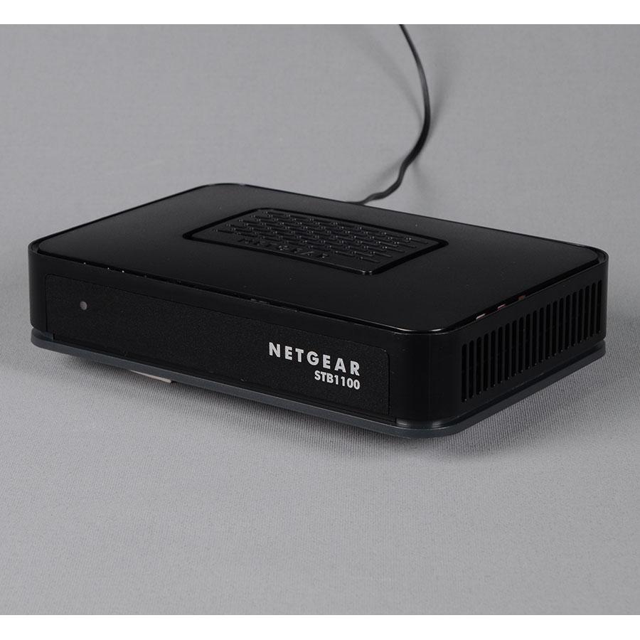 Netgear STB1100 - Vue principale