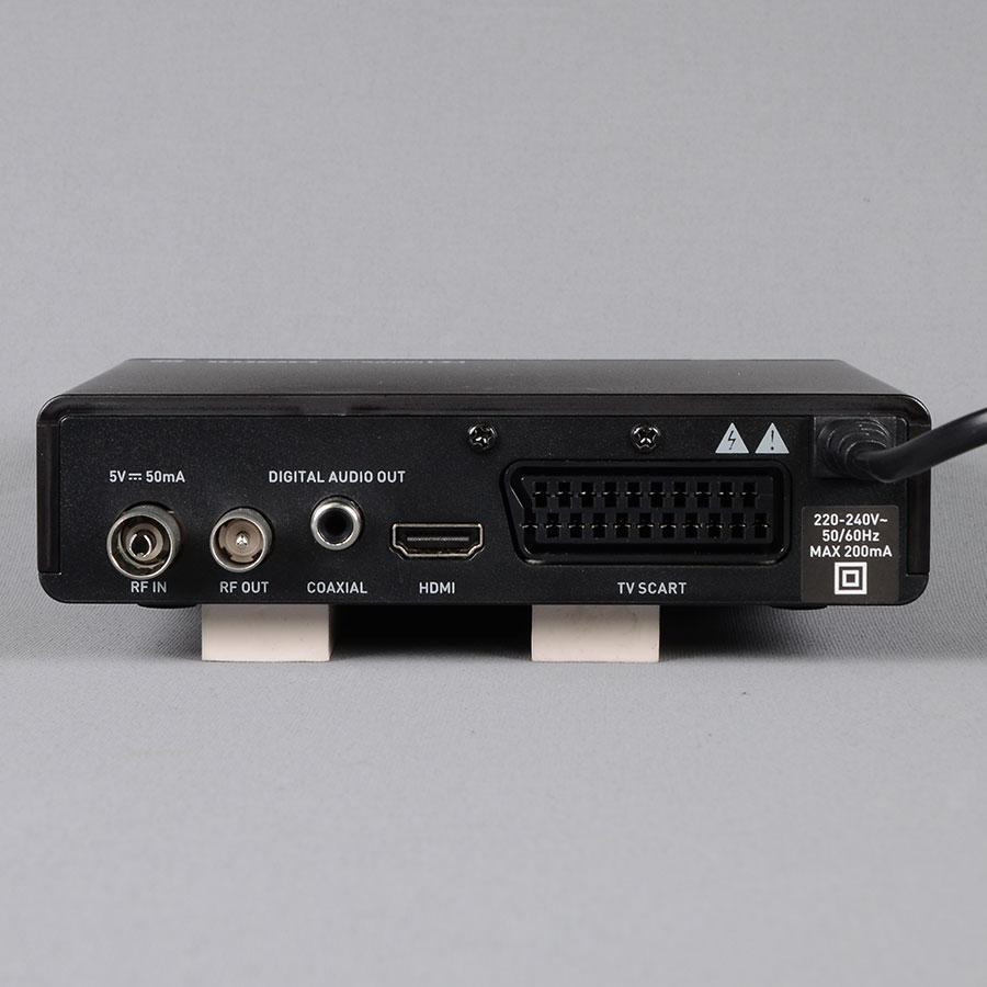 Philips DTR3000 - Connectique à l'arrière