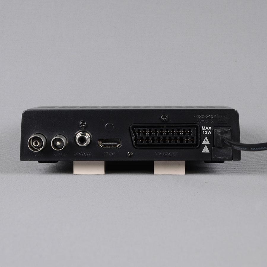 SagemCom DT84 HD - Connectique à l'arrière