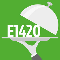 E1420 Amidon modifié, amidon acétylé, acétate d'amidon