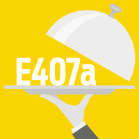 E407a Carraghénane semi-raffiné, Algue Eucheuma transformée, PES
