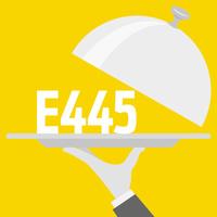 E445 Ester glycérique de résines de bois