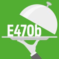 E470b Sels de magnésium d'acides gras