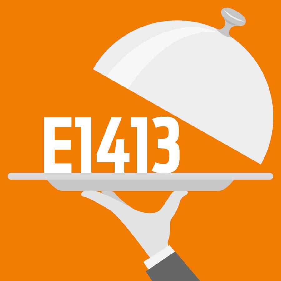 E1413 Amidon modifié, phosphate de diamidon phosphaté -