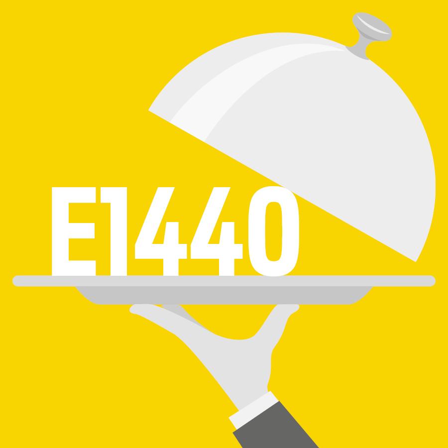 E1440 Amidon modifié, amidon hydroxypropylique -