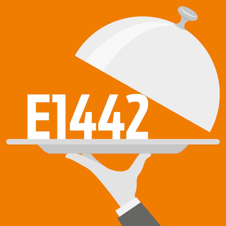 E1442 Amidon modifié, phosphate de diamidon hydroxypropylique -