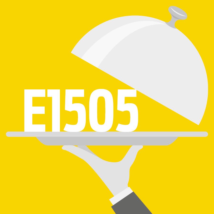E1505 Citrate de triéthyle, Citrate triéthylique, Triéthylcitrate -