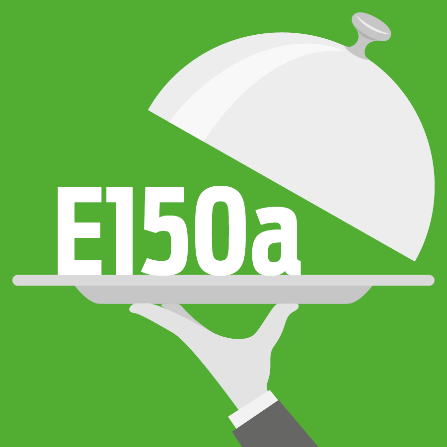 E150a Caramel ordinaire -