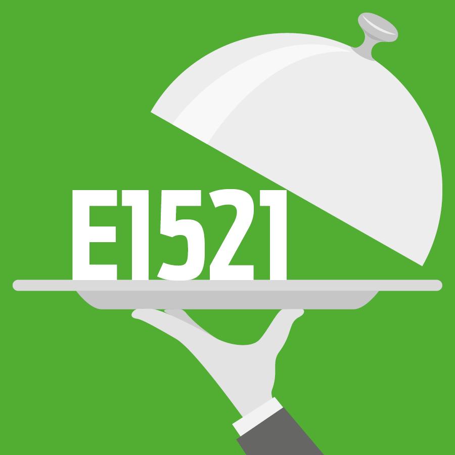 E1521 Polyéthylène glycol, PEG, Macrogol -