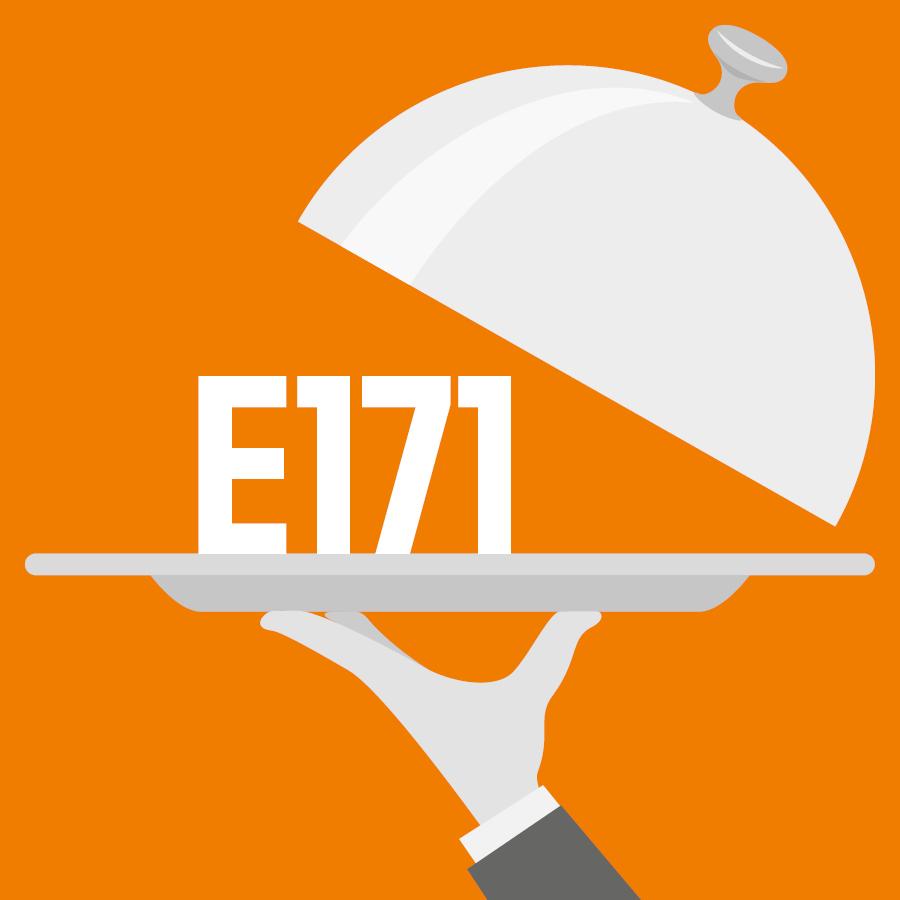 E171 Dioxyde de titane -
