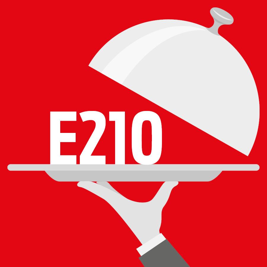 E210 Acide benzoïque -