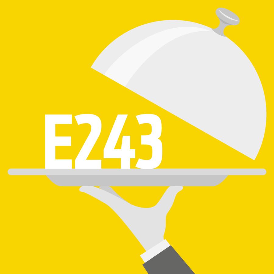 E243 Éthyl Lauroyl Arginate -