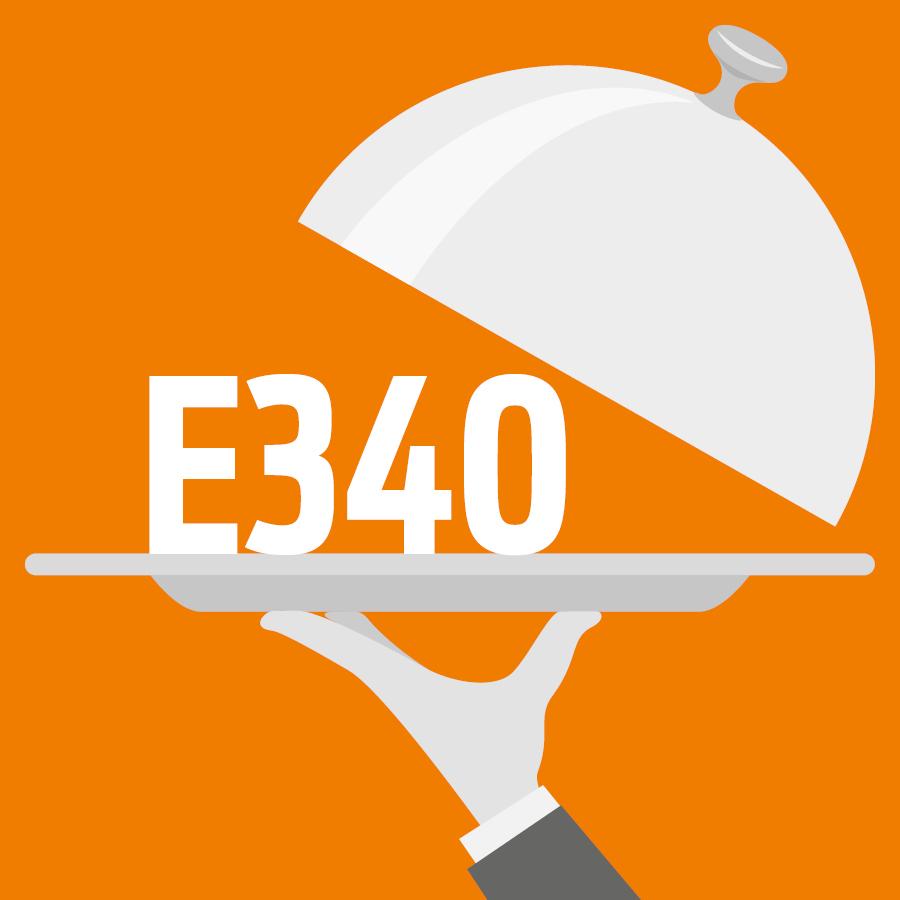 E340 Phosphate de potassium -