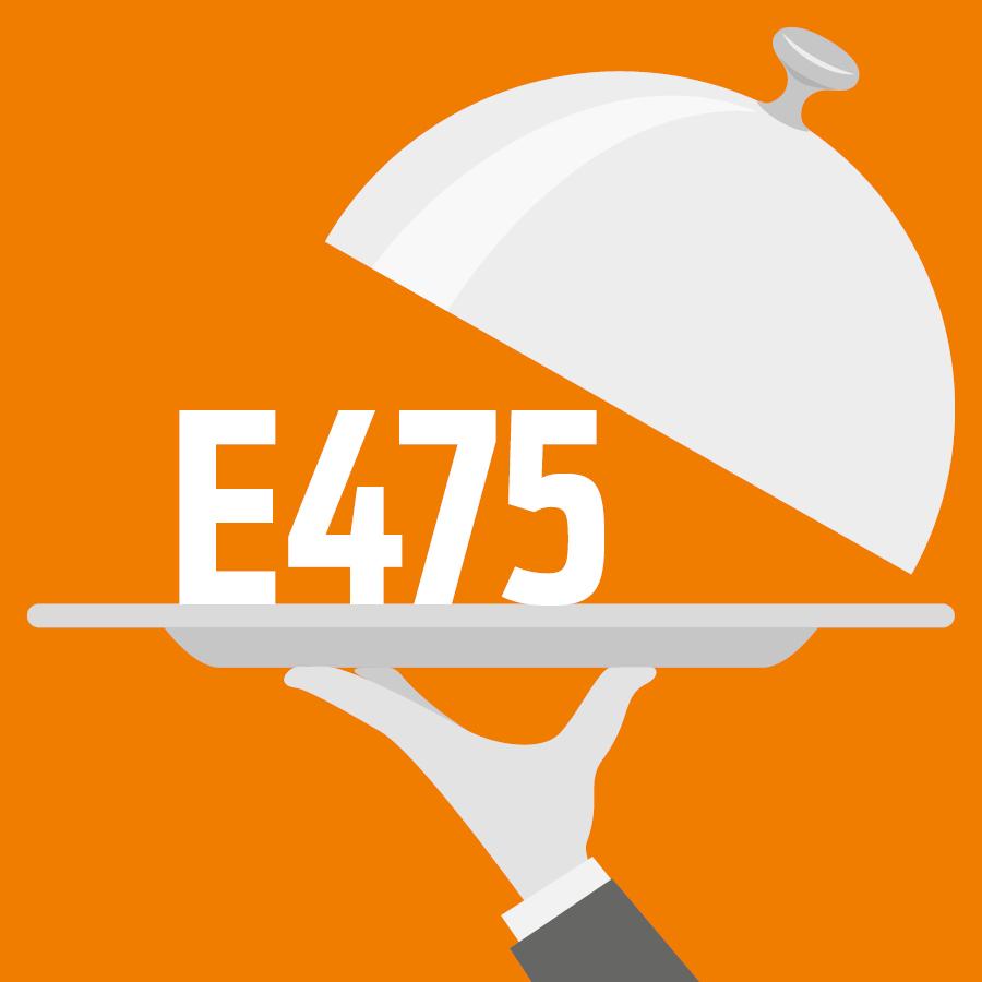 E475 Esters polyglycériques d'acides gras, Esters polyglycéroliques d'acides gras -