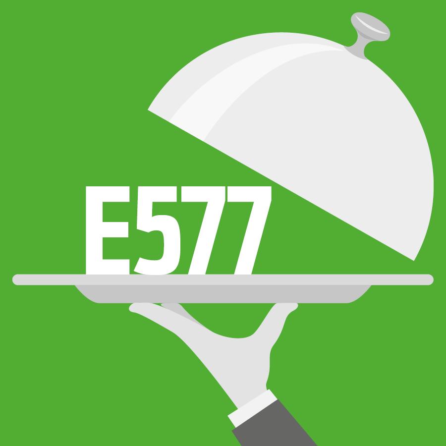 E577 Gluconate de potassium -