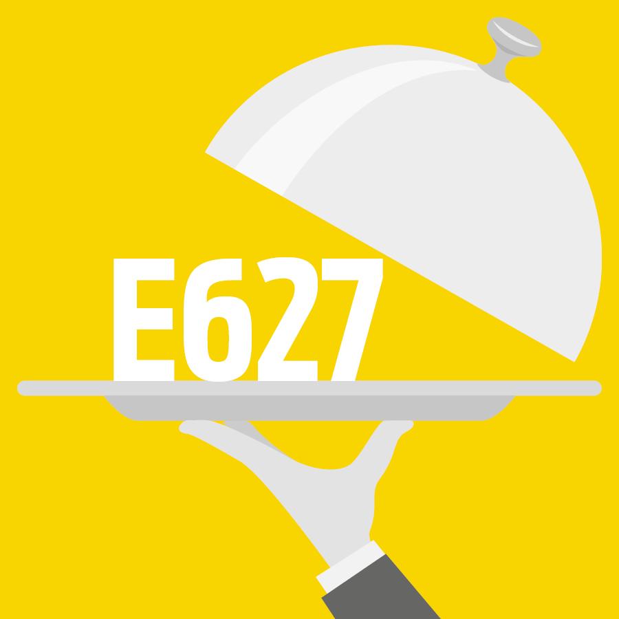 E627 Guanylate disodique, Guanylate-5 de sodium -