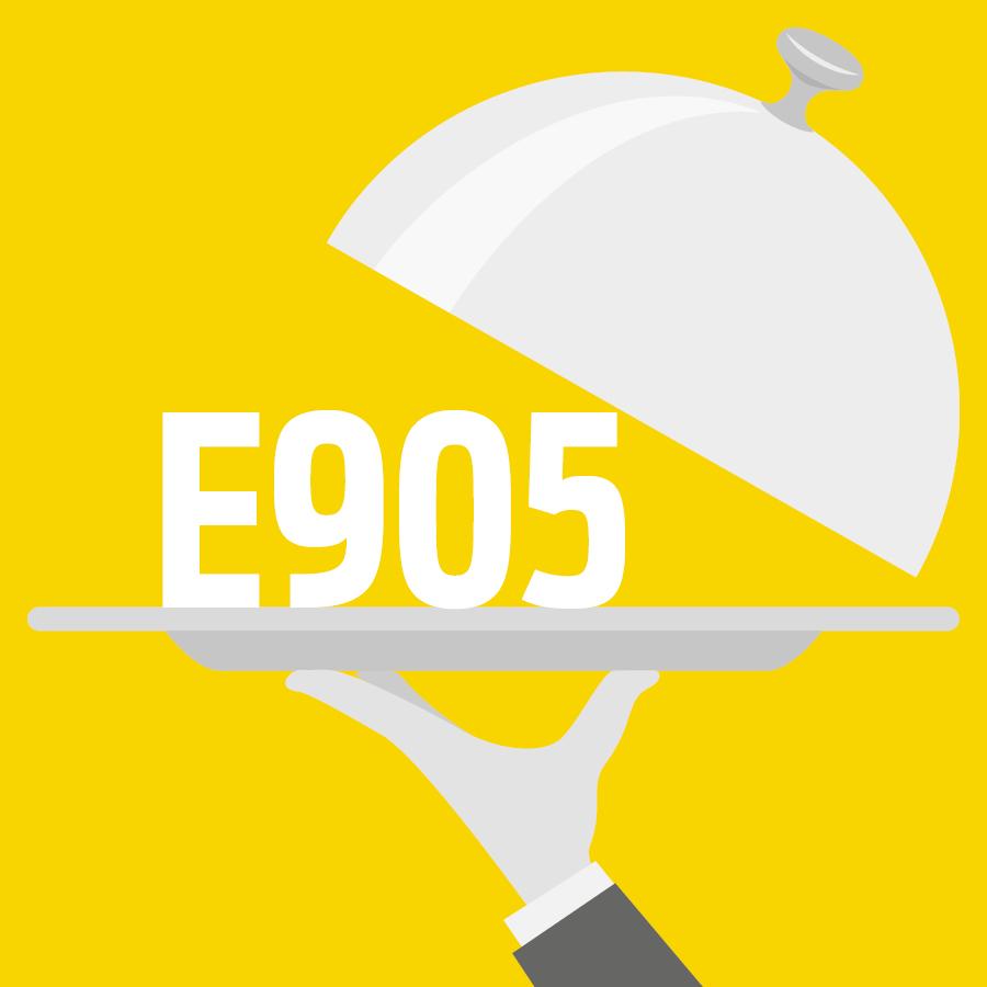 E905 Cire microcristalline, Cire de pétrole, Paraffine synthétique -