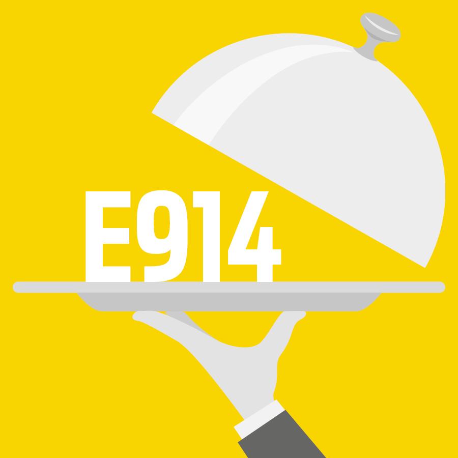 E914 Cire de polyéthylène oxydée -