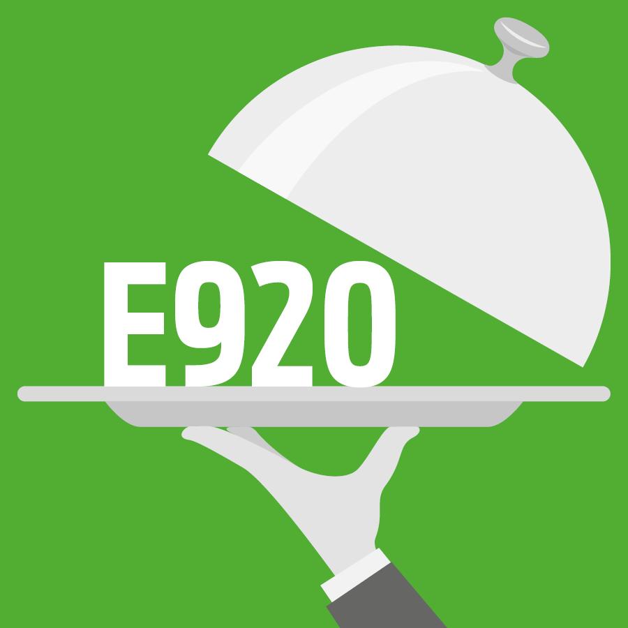 E920 L-cystéine -
