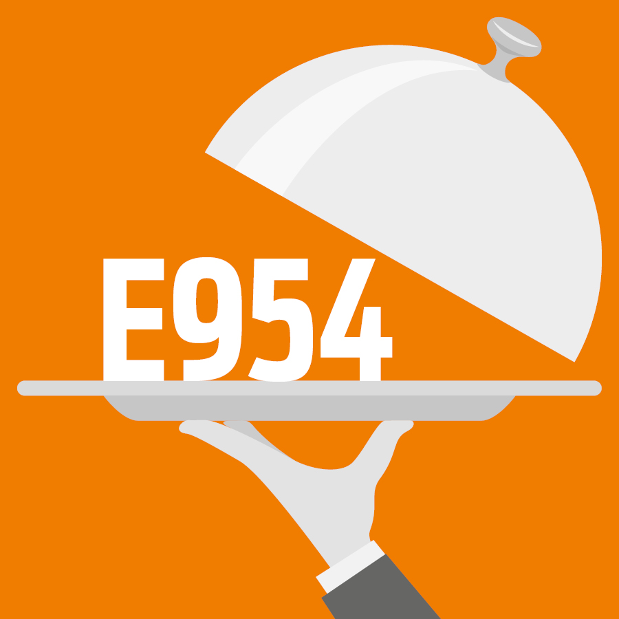 E954 Saccharine et ses sels de sodium et de calcium -