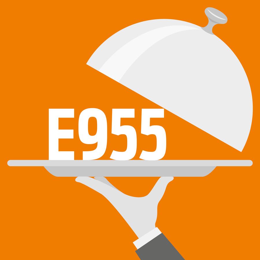 E955 Sucralose -