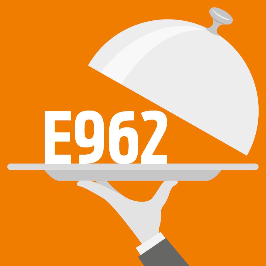 E962 Sel d'aspartame acésulfame -