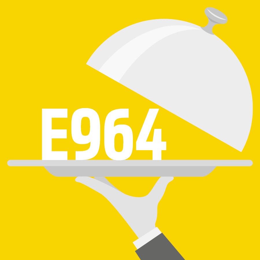 E964 Sirop de polyglycitol -