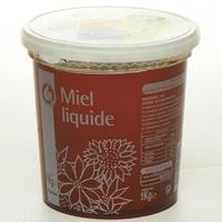 Pouce levé (Auchan) Miel de fleurs liquide (*1*)