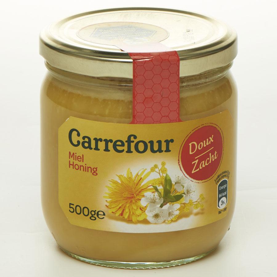 Carrefour Miel doux -