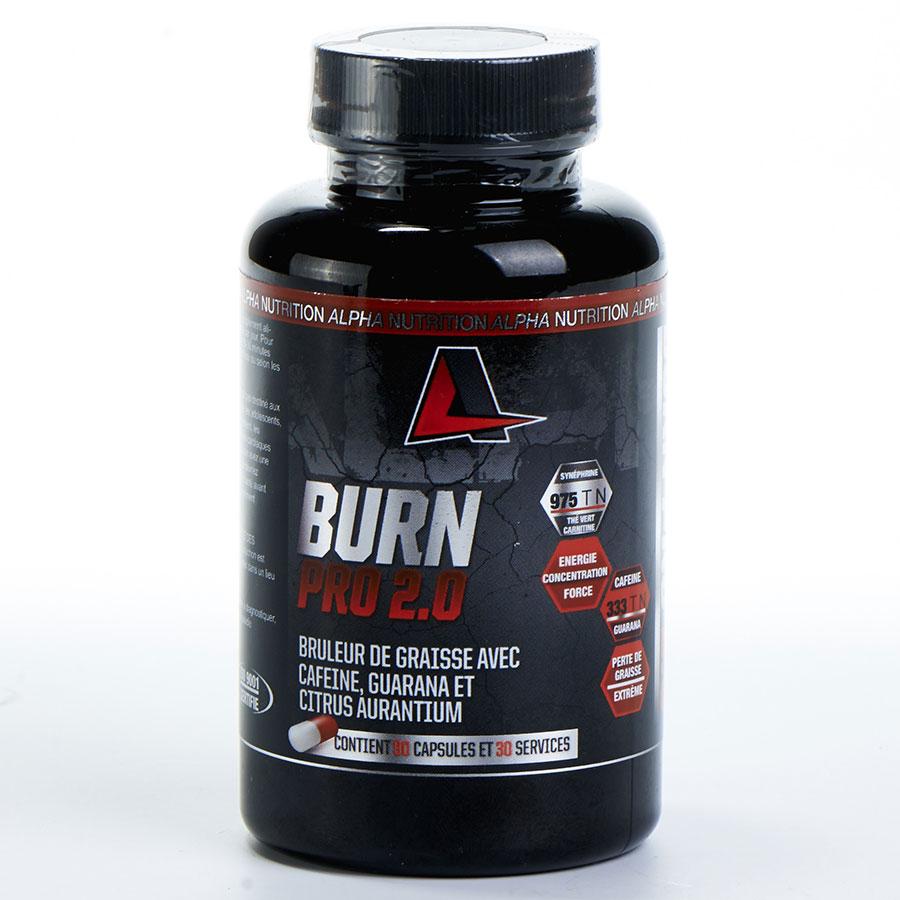 Burn Pro 2.0  -