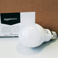 Amazon Basics Bulb 14 watts (x6)