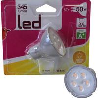 Auchan GU10 345 lumens (x2)