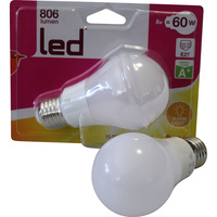 Auchan Warm light 806 lm