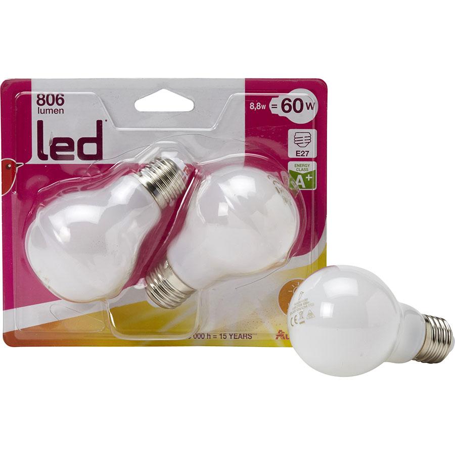Auchan Ampoule LED 806 lumen E27 8,8W -