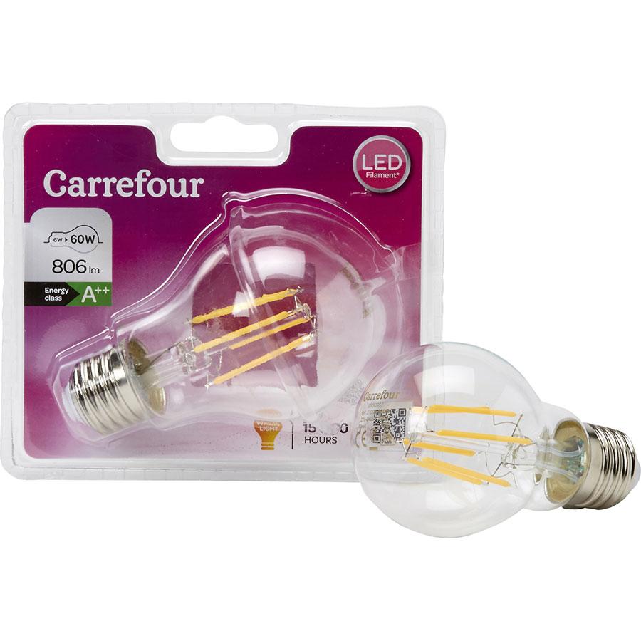 Carrefour Ampoules LED E276 W806 lm -
