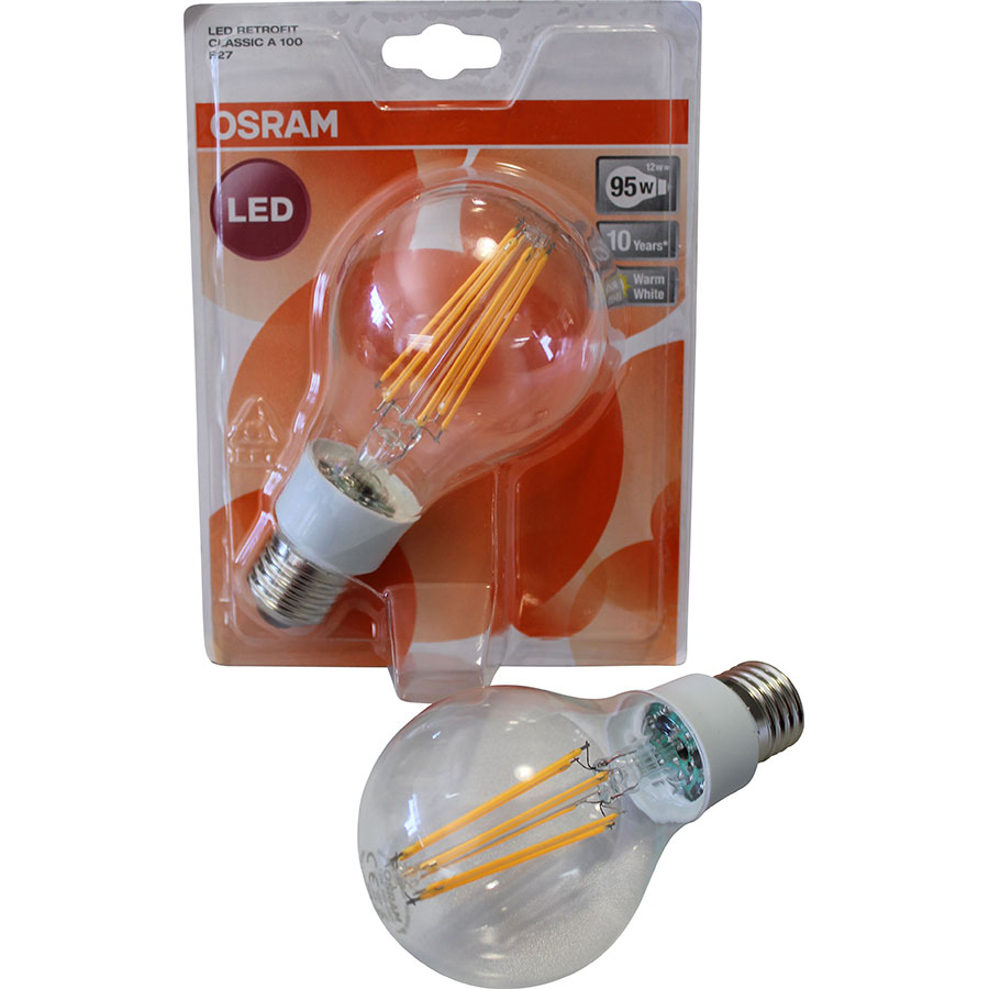 test osram 95 w retrofit ampoules led ufc que choisir. Black Bedroom Furniture Sets. Home Design Ideas