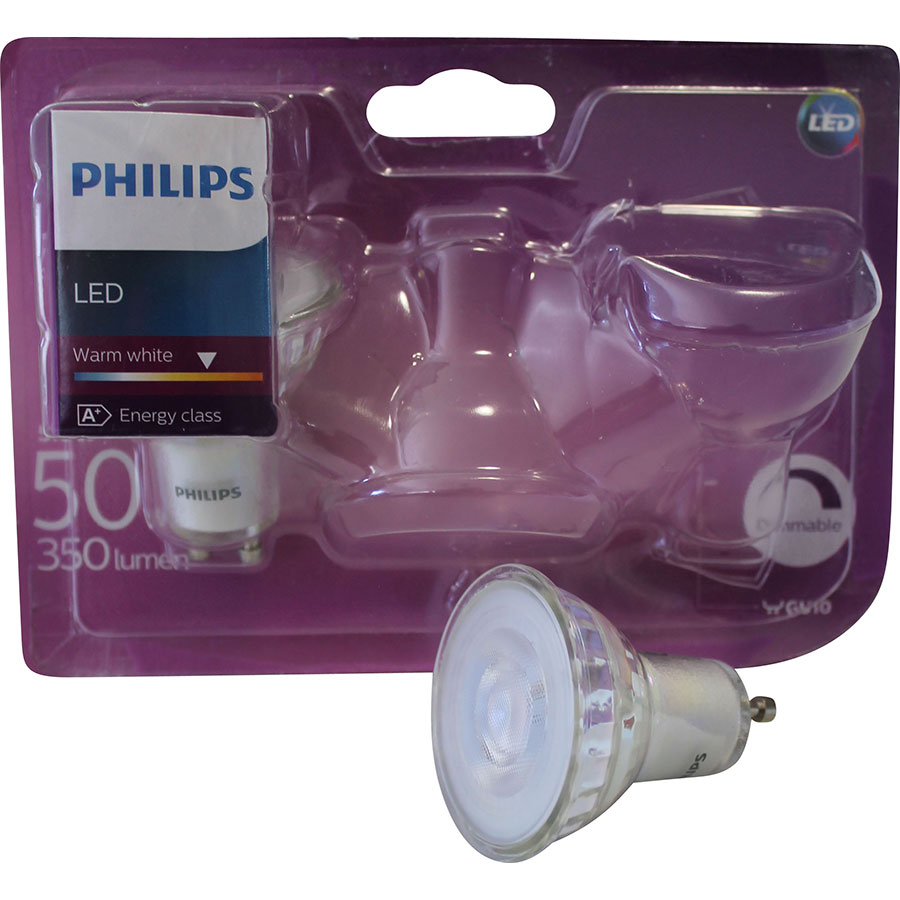 Philips Dimmable 350 lumens (x3) -