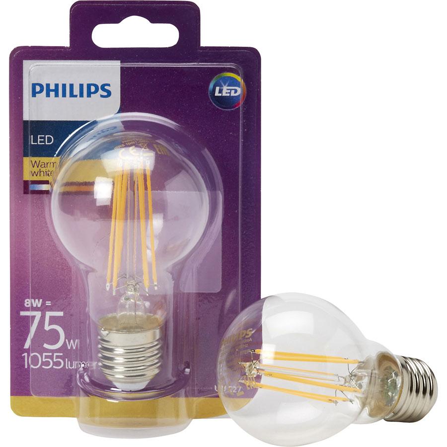 Philips Filament 8W (6 filaments) -