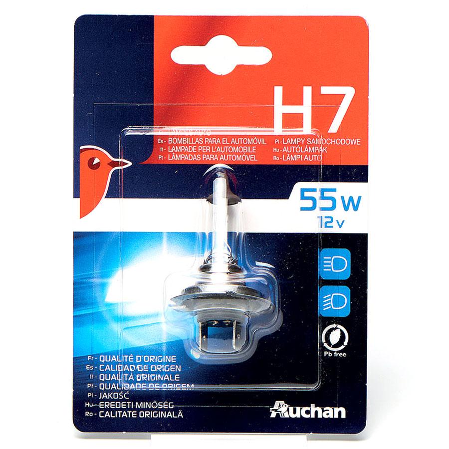 Test auchan h7 ampoules pour phares de voitures ufc - Comparatif ampoule h7 ...