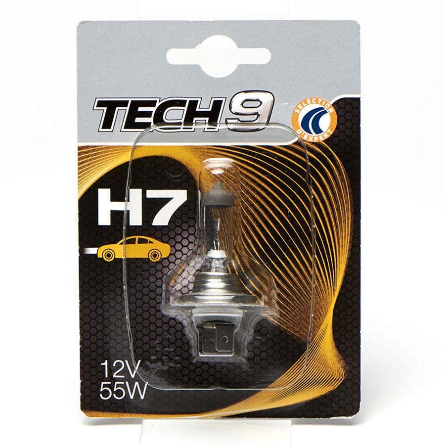 Test tech9 h7 ampoules pour phares de voitures ufc que - Comparatif ampoule h7 ...