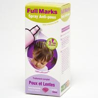 Full Marks Spray anti-poux -