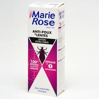 Marie Rose Anti-poux & lentes lotion extra forte 								-