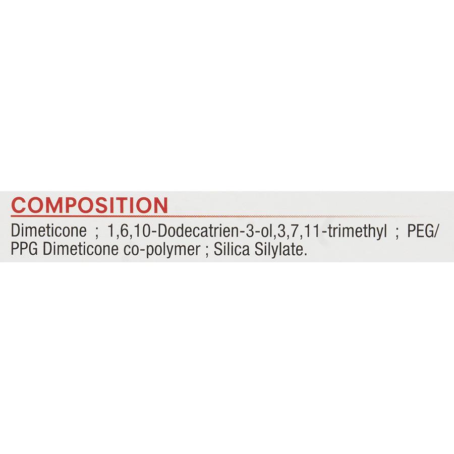 Pouxit XF Traitement anti-poux & lentes - Étiquetage de la composition