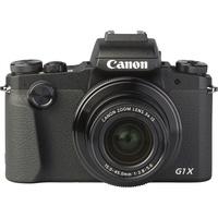Canon PowerShot G1 X Mark III - Autre vue de face