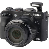Canon PowerShot G3 X - Vue principale