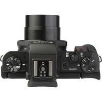 Canon PowerShot G5 X - Vue du dessus