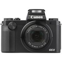 Canon PowerShot G5 X - Vue de 3/4 vers la droite