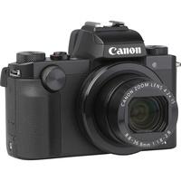 Canon PowerShot G5 X - Vue de dos